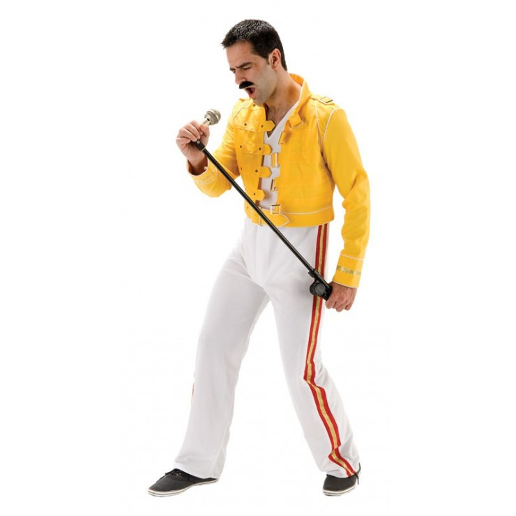Costume I will rock you