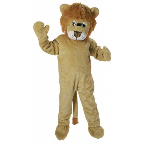 Mascotte Lion king