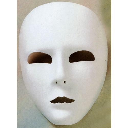 Masque visio blanc femme