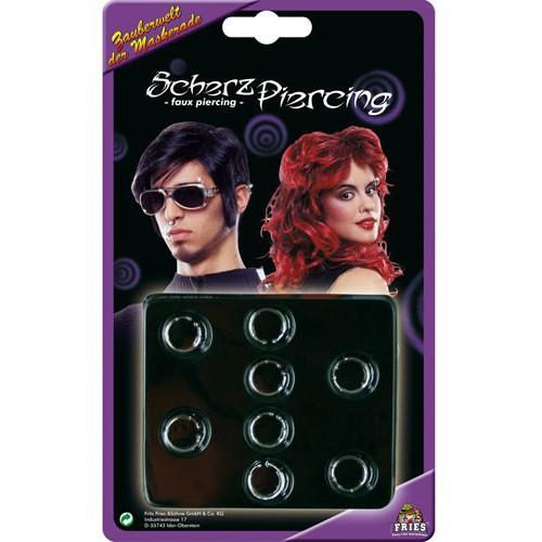 Faux piercing x8