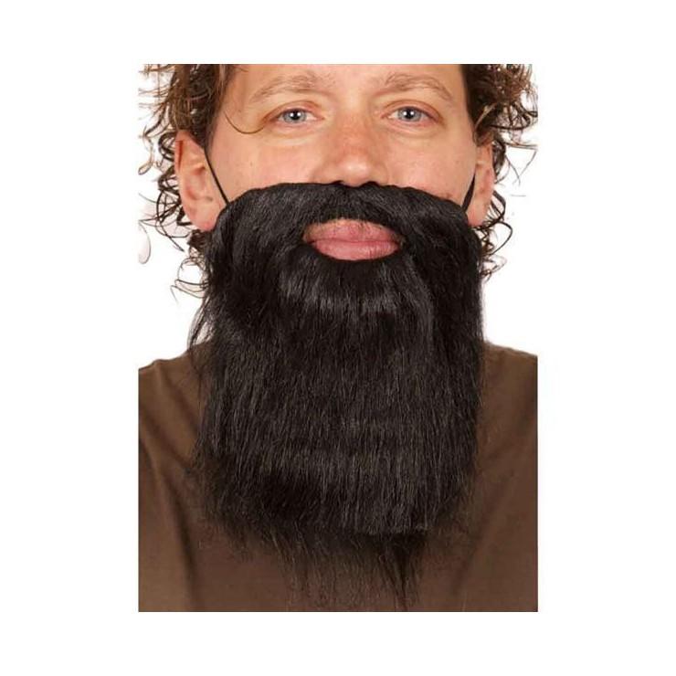 Barbe noire moyenne