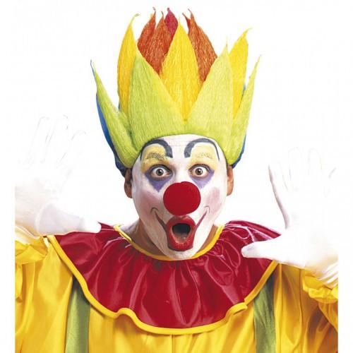 Perruque clown Spike