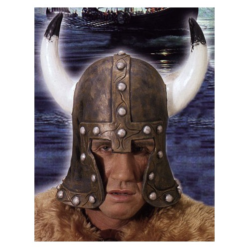 Casque de guerrier Viking