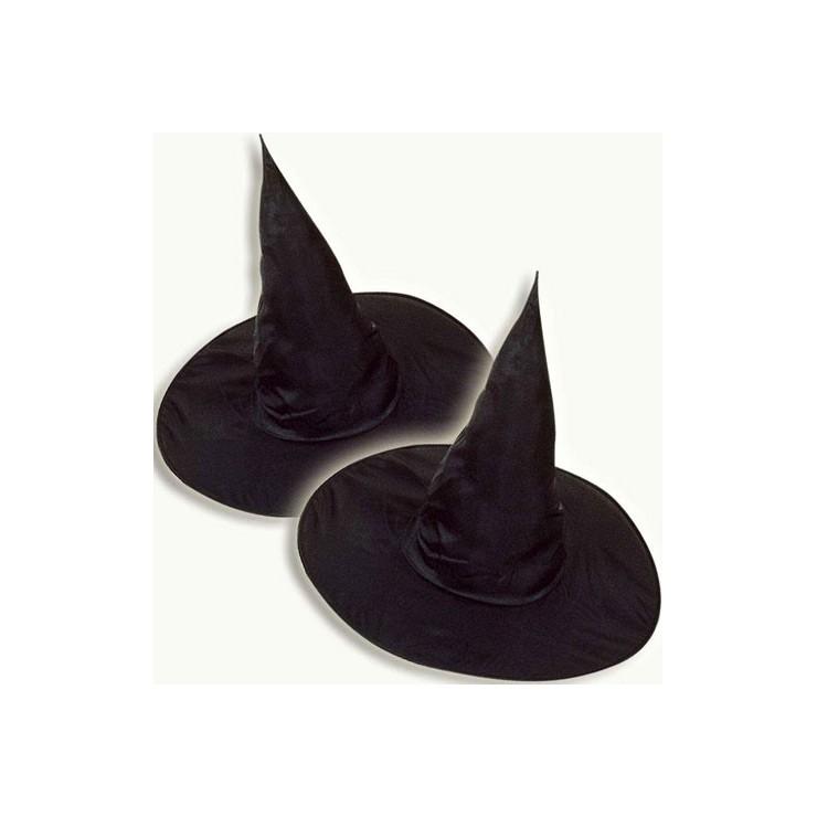 Chapeau de sorcier / sorcière adulte