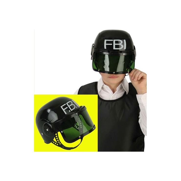 Casque FBI