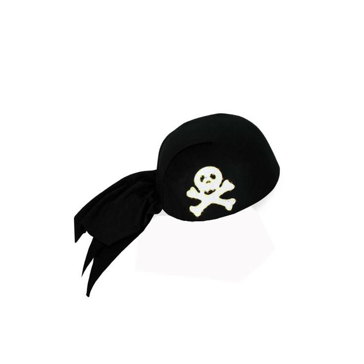 Bandana pirate clignotant