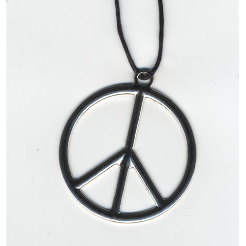 Medaillon Peace & Love