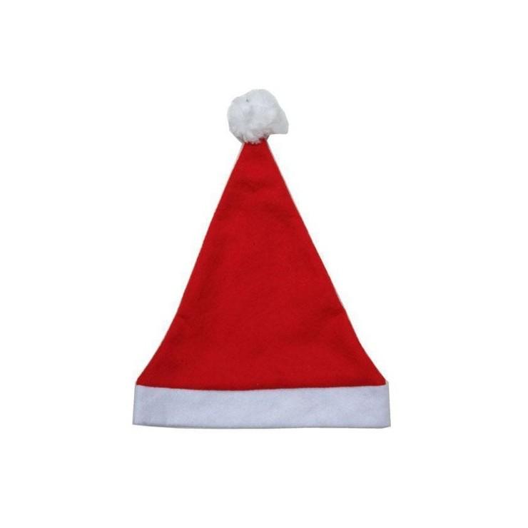100 bonnets de père Noël