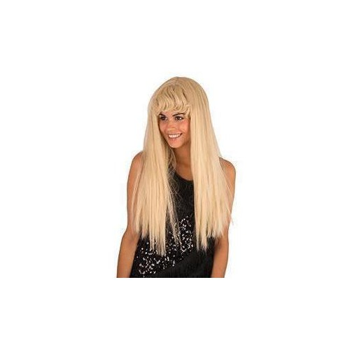 Perruque Nanette blonde