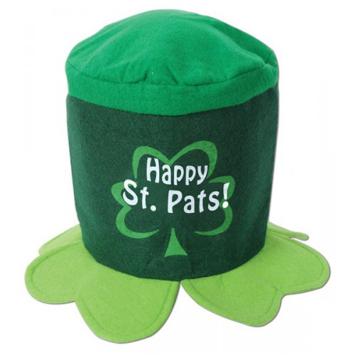 Haut de forme Happy St. Pats
