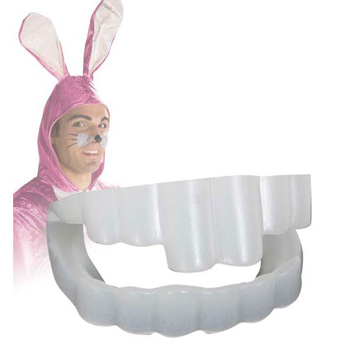 Dentier lapin