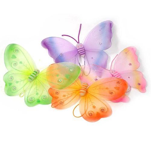 Ailes de papillon 40 cm