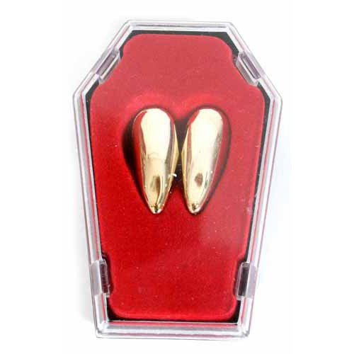Dents de vampire or thermoplastique