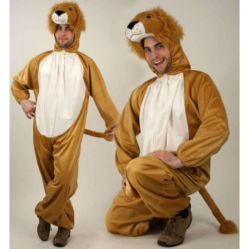 Lion velours