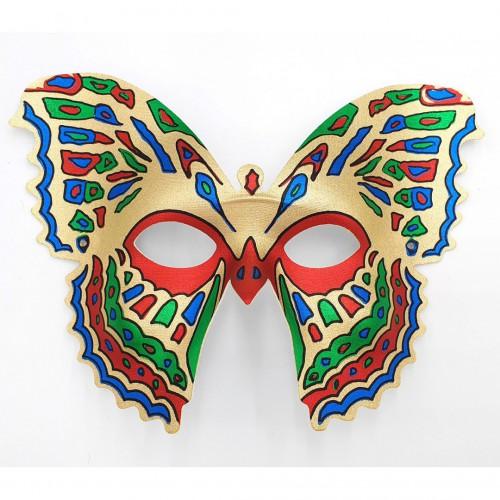 Loup papillon paradise