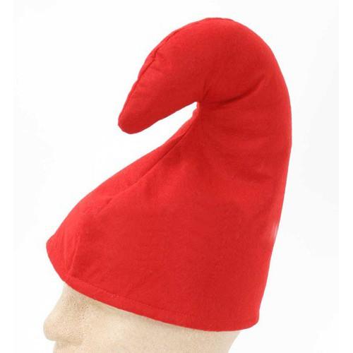 Bonnet rouge de nain bleu