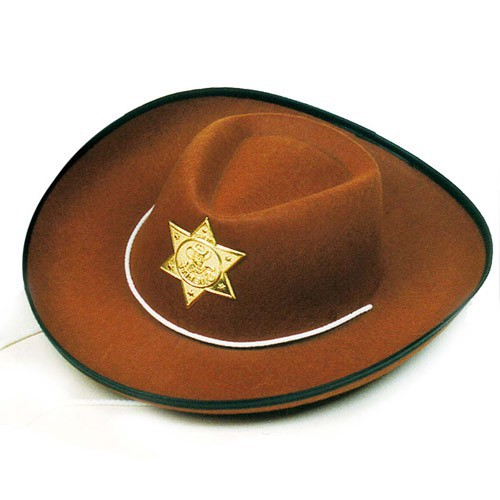 Cowboy Brun Enfant
