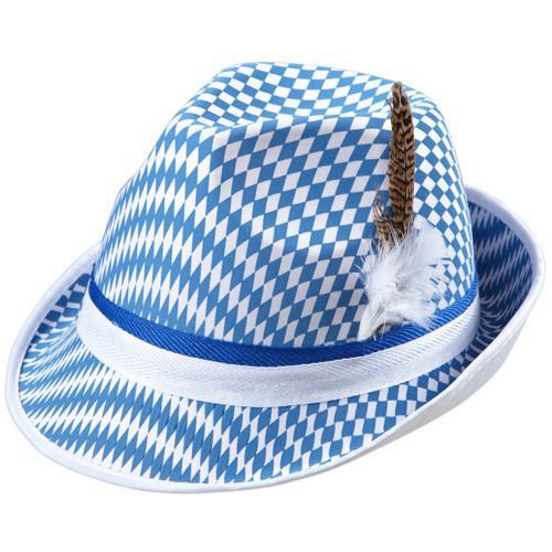 Chapeau borsalino Bavarois