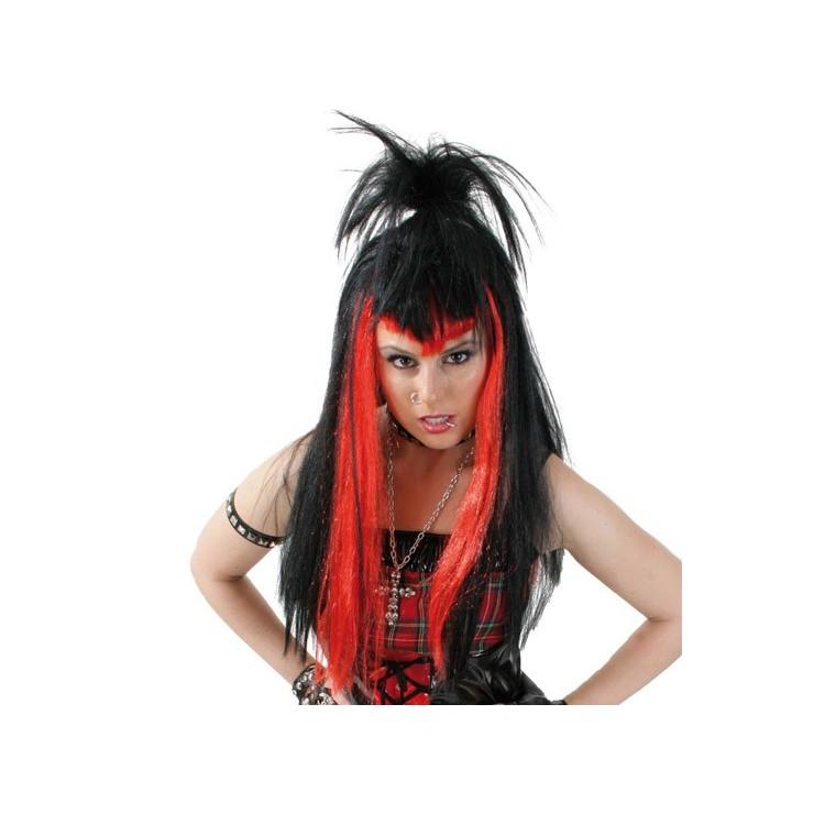 Perruque punk Ramona