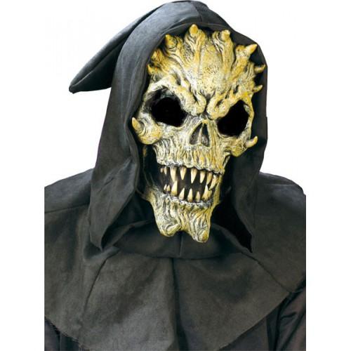 Masque démon furieux
