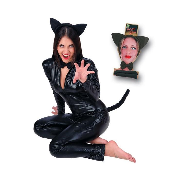 Set chat noir