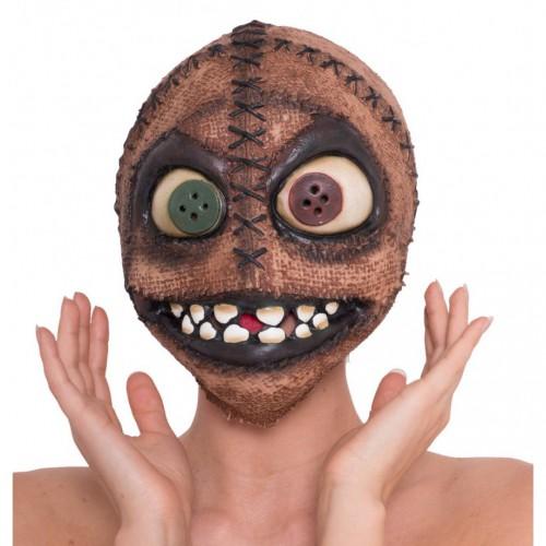 Masque poupée Vaudou souple