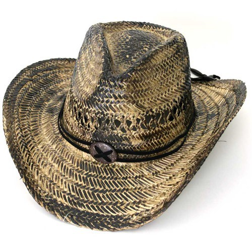 Cowboy paille de luxe