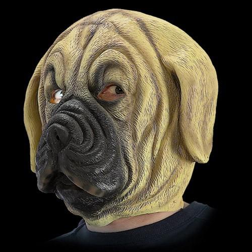 Masque Bulldog
