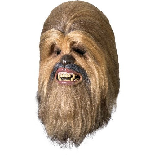 Masque Chewbacca Collector