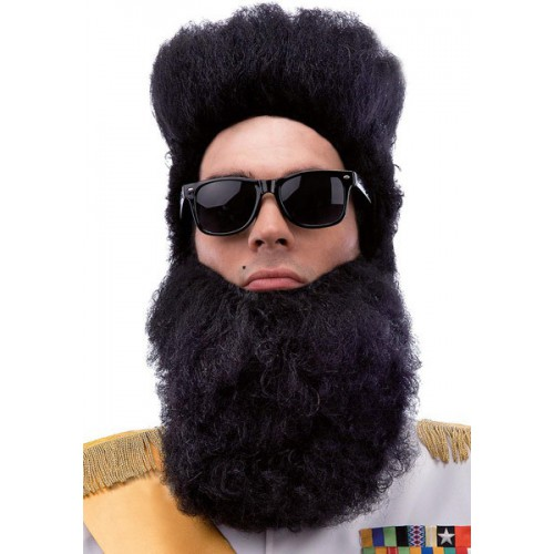 Dictateur avec barbe