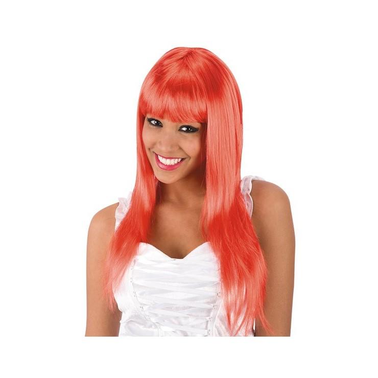 Perruque Vanity rouge