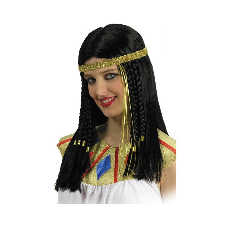 Perruque Égyptienne