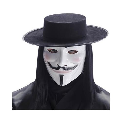 Masque indignés / Anonymous