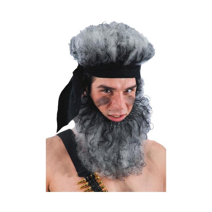 Guerrigliero avec barbe