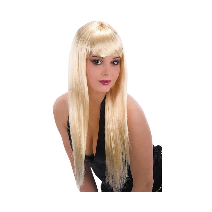 Perruque vanity blonde