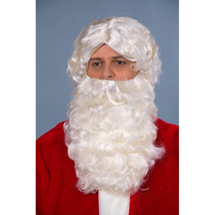 Barbe père Noël coquille d'œuf