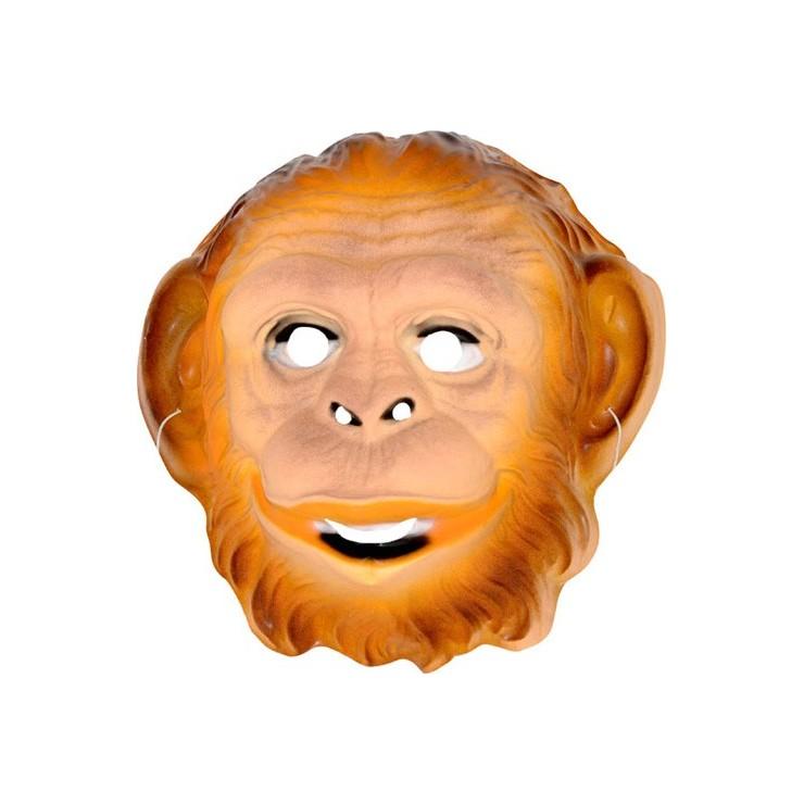 Masque rigide singe