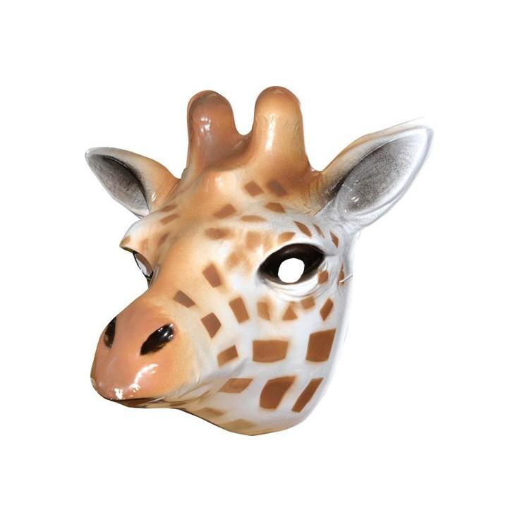 Masque girafe