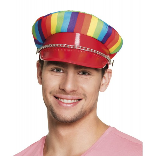 Casquette Rainbow Rocker