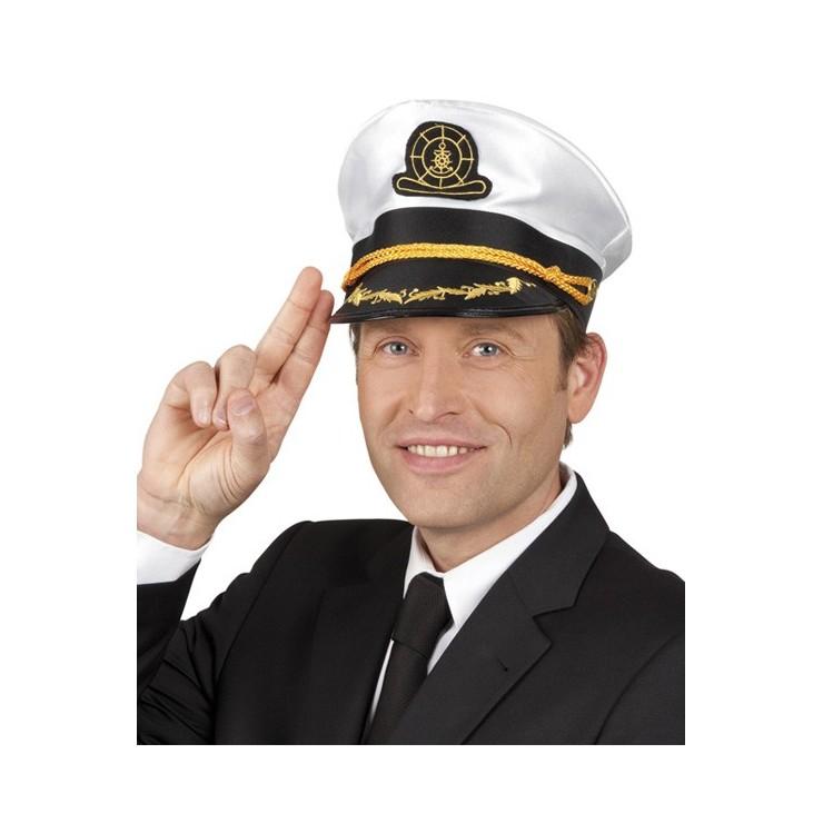 Casquette capitaine Stanley
