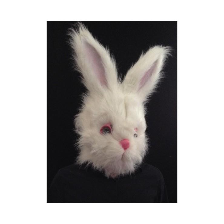 Masque funny bunny