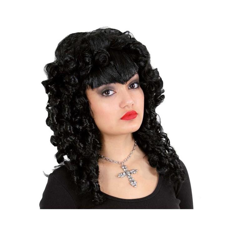 Perruque femme gothique