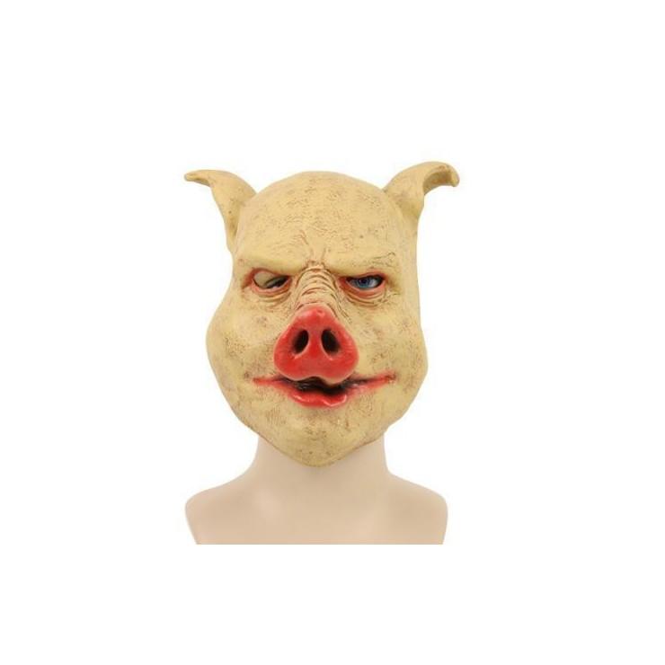 Masque angry pork