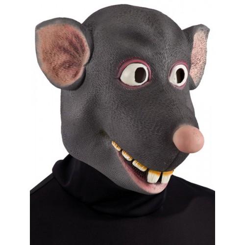 Masque rat gris