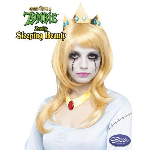 Perruque sleeping beauty zombie