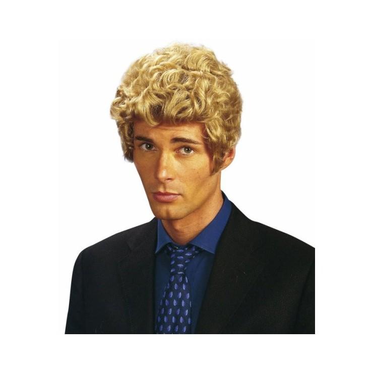 Perruque Brad blond