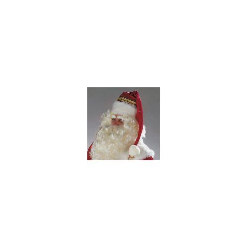 Bonnet de père Noël de luxe