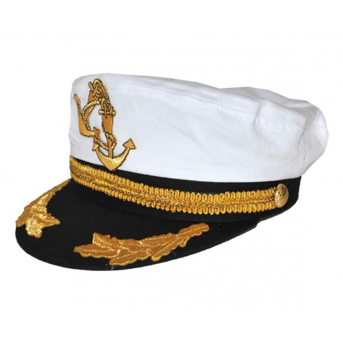 Casquette capitaine sealife