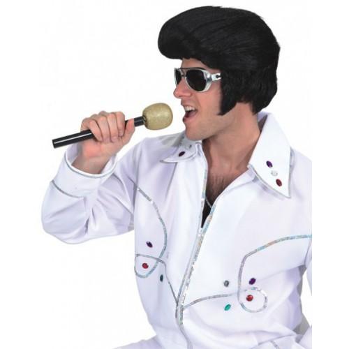 Perruque king Elvis