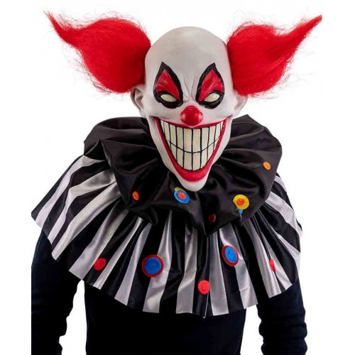 Masque smiling clown adulte